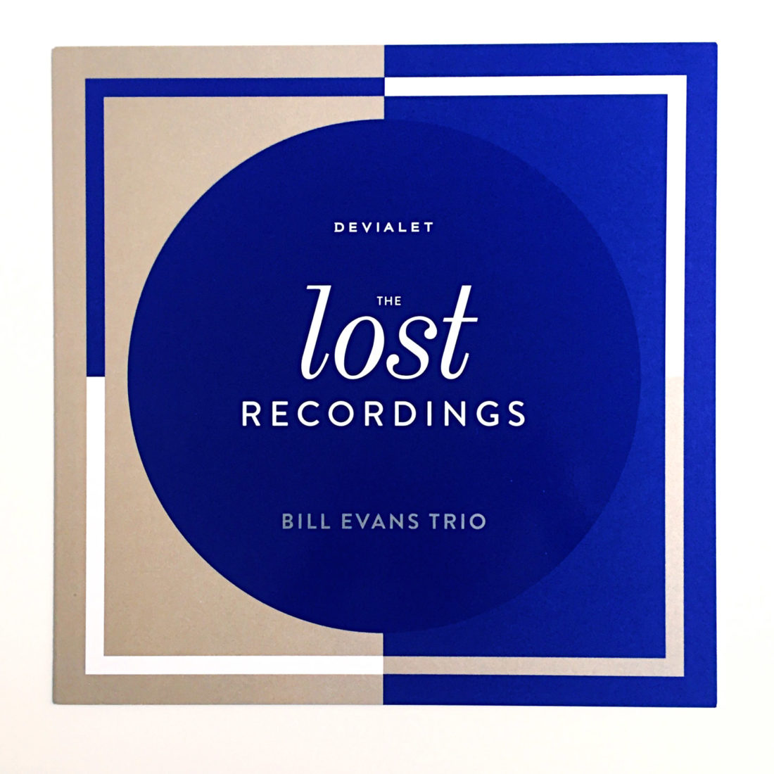 HelloElo - Devialet, Carte Collector Lost recordings